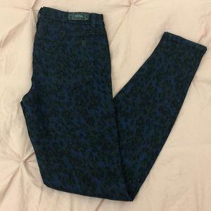 Joes jeans Wild Skinny jeans size 28